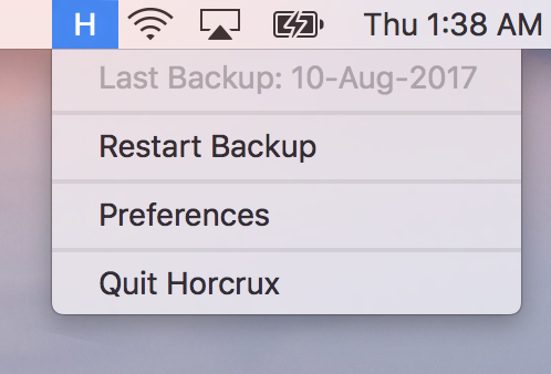 Horcrux Imap Email Backup For Mac Os X